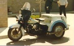 St. Bernard OH 3 wheel motorcycels circa 1960's