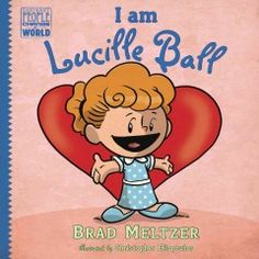 """""""Kids always search for heroes, so we might as well have a say in it,"""" Brad Meltzer realized, and so he envisioned this friendly, fun approach to biography—for his own kids, and for yours. Each book tells the story of one of America's icons in a vivacious, conversational way that works well for the youngest nonfiction readers, those who aren't quite ready for the Who Was biography series. Each book focuses on a particular character trait that made that role model heroic."""