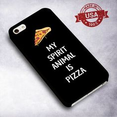 Awesome Pizza Funny Quotes - For iPhone 4/ 4S/ 5/ 5S/ 5SE/ 5C/ 6/ 6S/ 6 PLUS/ 6S PLUS/ 7/ 7 PLUS Case And Samsung Galaxy Case