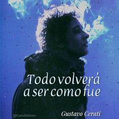 Image discovered by Candidman. Find images and videos about quotes, inspirational and frases en español on We Heart It - the app to get lost in what you love. Meet Me In Montauk, Soda Stereo, Life Savers, Bambam, Love Songs, Feel Better, Rock N Roll, My Music, Love Quotes