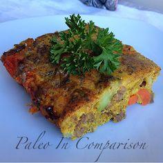 Paleo In Comparison: Spicy Thai Breakfast Casserole