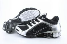 Find Men s Nike Shox Shoes Metallic Silver Black Super Deals online or in  Pumaslides. Shop Top Brands and the latest styles Men s Nike Shox Shoes  Metallic ... 7659fff78
