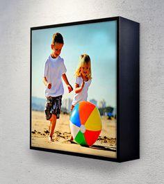 Frame 20x20 Black