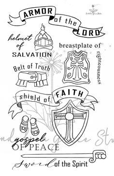 Faith Scripture, Scripture Study, Bible Art, Bible Coloring Pages, Printable Coloring Pages, Printable Art, Bible Prayers, Bible Scriptures, Journaling