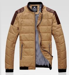Men s Two Tone Ultra Soft Jacket with PU Leather Trimmed Sharp Dressed Man 6d6f07b1a1