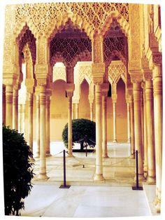 Alhambra. Granada.