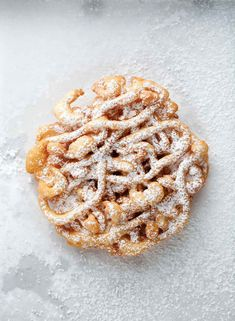 Mini Funnel Cakes Re