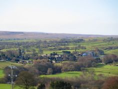 #Romaldkirk village surrounded by the beautiful #Teesdale countryside