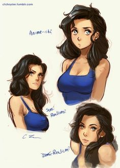 Manga Character Drawing Does this go in art tutorials or charrie inspiration? Female Character Design, Character Drawing, Character Design Inspiration, Character Concept, Concept Art, Art Sketches, Art Drawings, Blue Eyed Girls, Black Girls