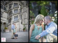 Save the date - Biltmore house www.hmkphotography.com