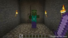 This Minecraft tutorial explains the Smite enchantment with screenshots and step-by-step instructions. The Smite enchantment increases your attack damage against undead mobs such as skeletons, wither skeletons, zombies, zombie pigmen and wither bosses. Wither Boss, Minecraft Tutorial, Skeletons, Zombies, Enchanted, Skeleton
