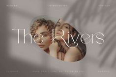 The Rivers is a thin lettered and elegant sans serif font. Stylish and distinct, this font will elevate each of... Sans Serif Fonts, Serif Typeface, All Fonts, Chocolate Sprinkles, Beautiful Fonts, Premium Fonts, Graphic Design Typography, Linux, Creative Inspiration