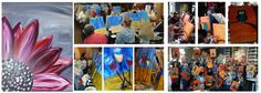 Paint, Drink, Repeat! Many people find our classes therapeutic and convenient way to tap back into their creative side. So, you've never painted before? No WORRIES!! 75% of our guests at Cork N Canvas Iowa never have or at least not since grade school. The paintings are well thought out and planned by Amanda, she will guide you step by step to create your very own beautiful painting to take home, in 2 to 3 hrs.