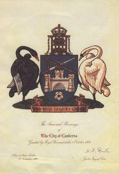 Image result for canberra symbols