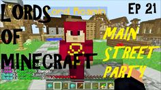 I stop by Main Street to have some fun, but before I do that I take a trip to The Nether District for some questionable entertainment Come join Lords Of Mine. Minecraft Videos, Role Play, Have Some Fun, Main Street, Maine, Lord, Entertaining, Party, Staging