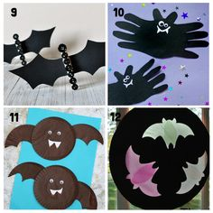 Best Bat Crafts For Kids 9-12