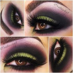 Amazing makeup Artistry by @Natascha Hannegan Pickering Shes Rocking Famous #minklashes from Minxlash.com  Picture Perfect! <3
