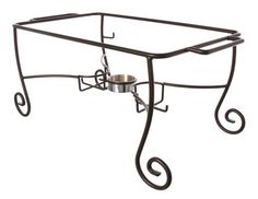 American Metalcraft CF1 Frame and Cup, Full Size