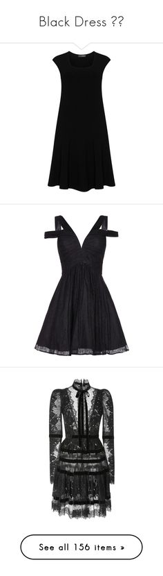 """""""Black Dress ◾️"""" by ngkhhuynstyle ❤ liked on Polyvore featuring dresses, black, plus size, knee high dresses, form fitting dresses, jersey dress, sleeveless jersey, plus size dresses, off the shoulder cocktail dress and off the shoulder dress"""