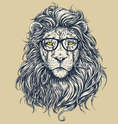 dibujos de leon rugiendo - Buscar con Google