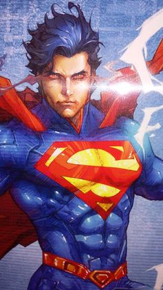 Superman- Kenneth Rocafort