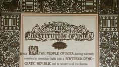 10 Interesting Facts About Our Constitution of India :https://webbybuzz.com/10-interesting-facts-about-our-constitution-of-india/
