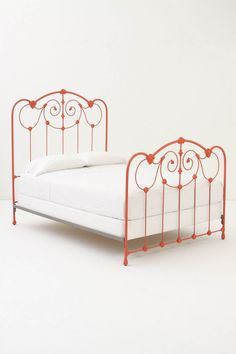 Such a pretty bed frame