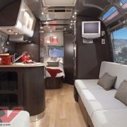 Airstream International 23 Trailer Interior