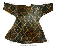 Child's dress or tunic, from a tomb at Akhmim. Egypt, 4th century
