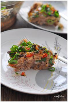 Yam Cake (taro cake) | Drool Factor