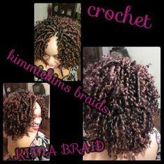 Crochet  Kima Braid Soft Dread