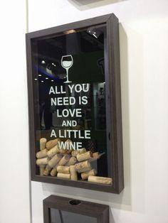 blog de decoração - Arquitrecos: Quadro de lembranças: Rolhas de vinho + Pesquisa de Mercado (EDITADO)