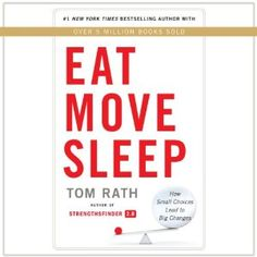 Listen to a free sample of Eat Move Sleep...now on iTunes and Audible: http://ow.ly/pJkuE