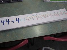 repeated addition, repeated subtraction in division Subtraction Activities, Teaching Multiplication, Teaching Math, Math Activities, Numeracy, Teaching Division, Math Division, Fifth Grade Math, Fourth Grade