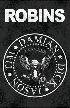 Robins. (Batman)