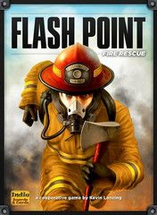 Ever dreamed of being a fire-fighter, here's your chance!  Great cooperative game, extinguish the fire and save the victims before the house collapses!