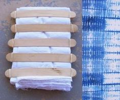 DIY Shibori Indigo Dying (jessamity) by lula