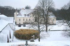 Broksø, hovedgård (sædegård) 10 km nordvest for  Næstved