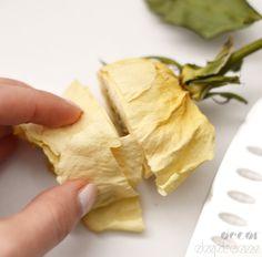 Make a modern wedding bouquet shadow box using an Ikea Ribba frame!