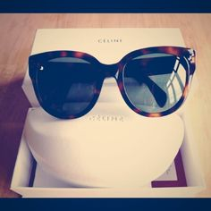 sunglases new audrey by celine available @ http://www.guardyangel.com/