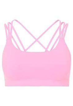GAP Sport-bh - neon impulsive pink - Zalando.se