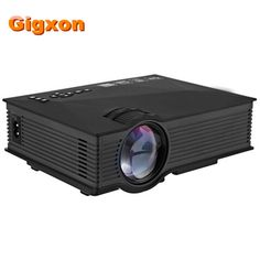 123.74$  Buy here - Gigxon - G46 UC46 Mini Portable Projector Full HD 1080P Support Red And Blue 3D Effect With WIFI Connection Projector UC46  #aliexpress