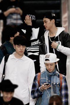 B.I, Junhoe, Jinhwan, Jinhyeong, Bobby #iKON #Mix&Match #YG