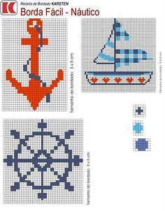 Cross Stitch World: CrossStitch. OCEAN