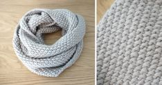 Avec l'arrivée du froid, j'ai eu soudain envie de lâcher mon crochet e… With the arrival of the cold, I suddenly wanted to let go of my hook and my amigurumis, for very soft wool.