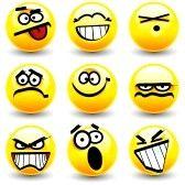 emoticons zijn leuk maar je weet niet welke emotie achter het bericht zit