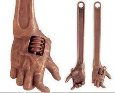 Tus manos son herramientas