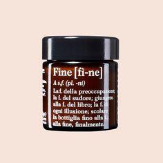 FINE deodorant Cedar Bergamot, 30 g