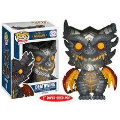 World of Warcraft Pop! Vinyl Figure Deathwing