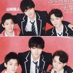 "Shuhei Nomura x Kento Yamazaki x Masaki Suda, J drama ""35 sai no Kokosei (No Dropping Out: Back to School at 35)"", 2013. Plot & Ep.1-11 [Eng. sub] http://www.drama.net/35-sai-no-koukousei"